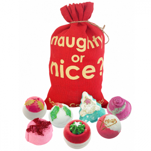 Bomb Cosmetics - Naughty or Nice? - Gift set