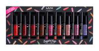 NYX Professional Makeup - Sugar Trip Lippie Vault
