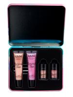 NYX Professional Makeup - Sprinkle Town Shimmer Eye & Lip Set - Zestaw prezentowy do makijażu oka i ust