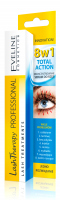 EVELINE - LASH THERAPY  PROFFESIONAL Total Action Concentrated Eyelash Serum - Serum do rzęs