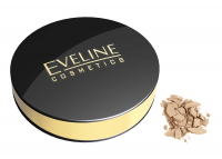 EVELINE - Celebrities Beauty Powder - Puder mineralny w kamieniu - 24 GOLDEN CARMEL - 24 GOLDEN CARMEL
