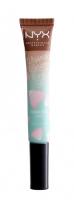 NYX Professional Makeup - Whipped Wonderland Powder Puff Lippie - Kremowa pomadka do ust - 001 BUTTERSCOTCH - 001 BUTTERSCOTCH