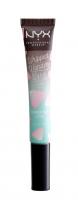 NYX Professional Makeup - Whipped Wonderland Powder Puff Lippie - Kremowa pomadka do ust - 003 FUDGE IT - 003 FUDGE IT