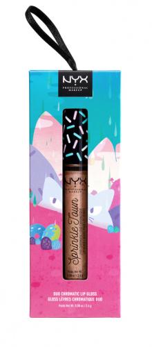 NYX Professional Makeup - Sprinkle Town - Duo Chromatic Lip Gloss - Błyszczyk do ust