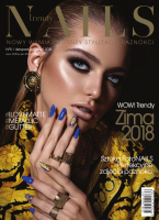 Nails Trendy - WOW! Trendy Zima 2018 - No 5/2018