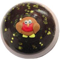 Bomb Cosmetics - Rockin` Robin - Sparkling Bath Ball