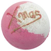 Bomb Cosmetics - It`s Xmas - Musująca kula do kąpieli - XMAS