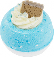 Bomb Cosmetics - It`s Snowtime - Sparkling Bath Ball