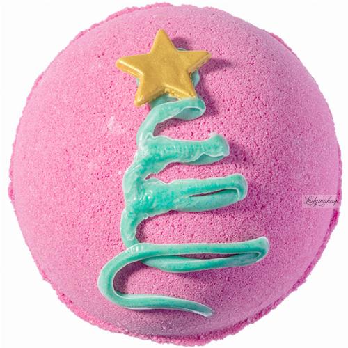 Bomb Cosmetics - Merry & Bright - Sparkling bath ball