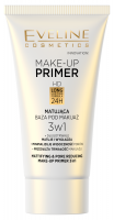 EVELINE - MAKE-UP PRIMER - 3in1 Matting makeup base
