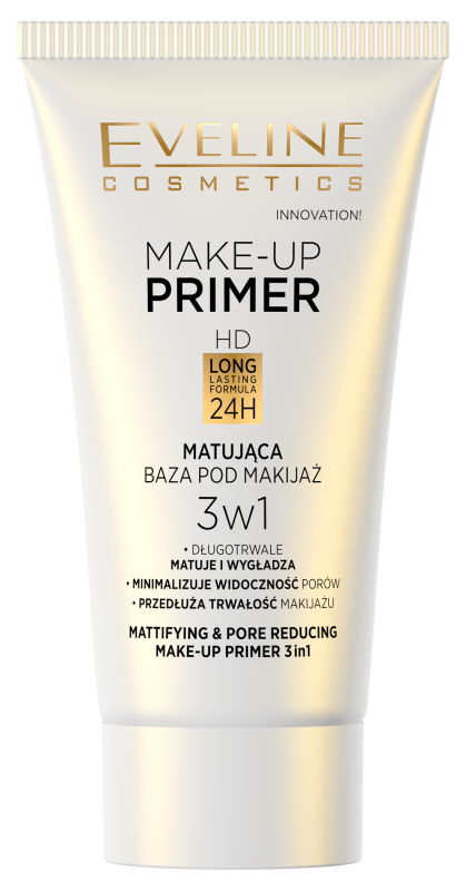 Eveline Make Up Primer 3in1 Matting Makeup Base