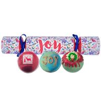 Bomb Cosmetics - JOY Cracker Gift Pack - Zestaw upominkowy w kształcie cukierka - JOY