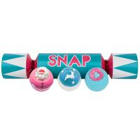 Bomb Cosmetics - SNAP Cracker Gift Pack - Zestaw upominkowy w kształcie cukierka - SNAP