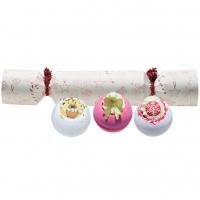 Bomb Cosmetics - It's a Cracker Gift Pack - Zestaw upominkowy w kształcie cukierka