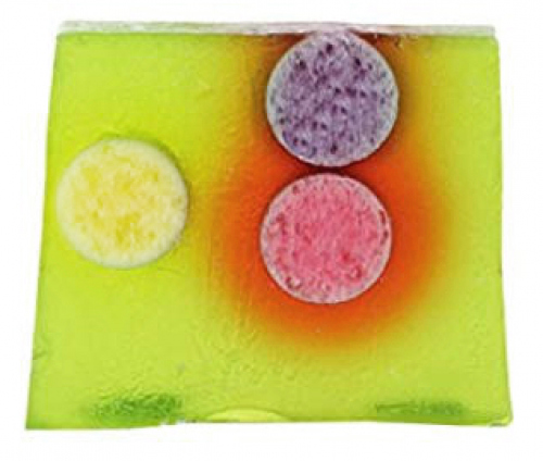 Bomb Cosmetics - Handmade Soap with Essential Oils - Christmas Baubles