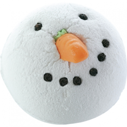 Bomb Cosmetics - Chilly Willy - Sparkling Bath Ball