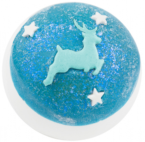 Bomb Cosmetics - Dash Away - Sparkling Bath Ball