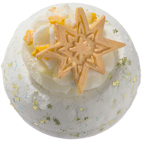 Bomb Cosmetics - Follow the Star - Sparkling Bath Ball
