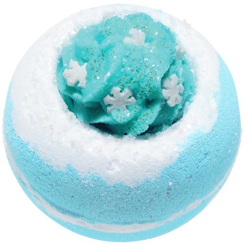 Bomb Cosmetics - Let It Snow - Sparkling Bath Ball