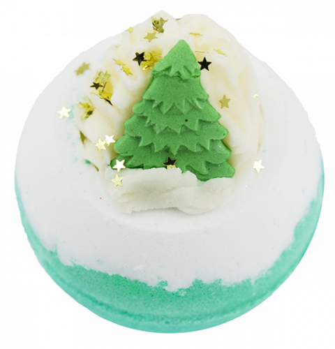 Bomb Cosmetics - Snow Good - Sparkling Bath Ball