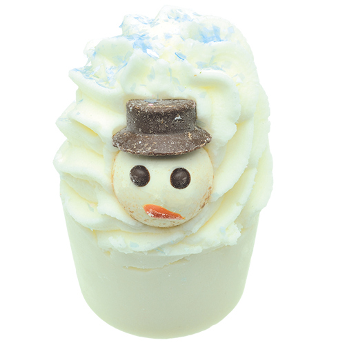 Bomb Cosmetics - Ice Ice Baby - Creamy Bath Ball
