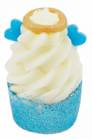 Bomb Cosmetics - Angel Delight - Creamy Bath Cupcake