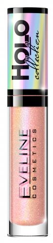 EVELINE - HOLO Collection Lipgloss - Holograficzny błyszczyk do ust