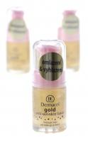 Dermacol - Gold anti-wrinkle base - Rejuvenating make-up base