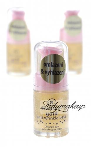 Dermacol - Gold anti - wrinkle base - Odmładzająca baza pod make-up