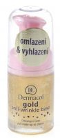 Dermacol - Gold anti - wrinkle base - Odmładzająca baza pod make-up