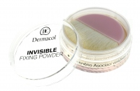Dermacol - INVISIBLE Fixing Powder - Puder matujący, sypki