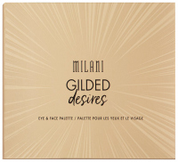 MILANI - EYE & FACE PALETTE - Paleta do makijażu - 01 GILDED DESIRES