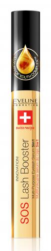EVELINE - SOS Lash Booster Eyelash Serum - Multifunkcyjne serum do rzęs 5w1