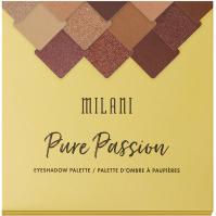 MILANI - Pure Passion - Eyeshadow Palette - 04 - Paleta 12 cieni do powiek