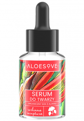 ALOESOVE - Face Serum - 30ml