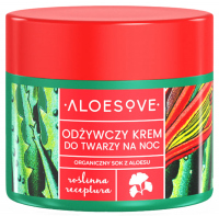ALOESOVE - Nourishing Night Face Cream