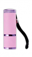NeoNail - UV LED FLASHLIGHT - LED UV torch for hybrid manicure - Pink