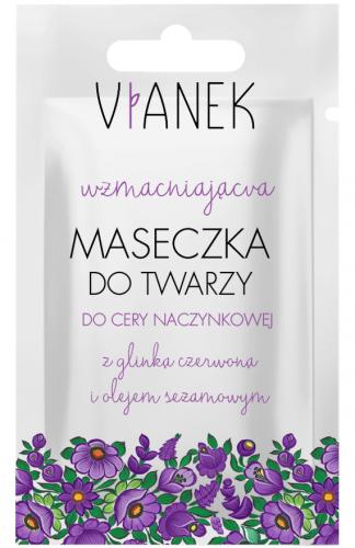 VIANEK - Strengthening mask for couperose skin