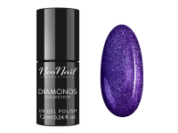 NeoNail - UV GEL POLISH COLOR - DIAMONDS COLLECTION - Lakier hybrydowy - 7,2ml - 6521-7 PRIMA DONNA - 6521-7 PRIMA DONNA