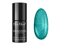 NeoNail - UV GEL POLISH COLOR - DIAMONDS COLLECTION - Lakier hybrydowy - 7,2ml - 6523-7 DIAMOND ANGEL - 6523-7 DIAMOND ANGEL