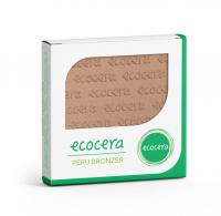 Ecocera - BRONZER - Vegan bronzing powder - PERU - PERU