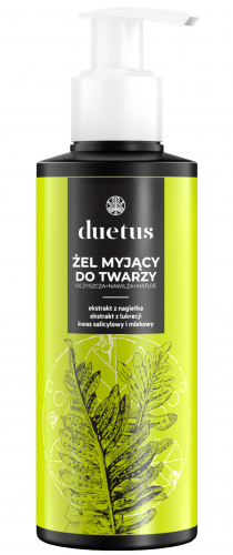 DUETUS - Face Cleansing Gel - Unisex - 150ml