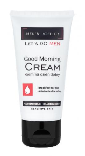 MEN'S Atelier - Good Morning Cream - Krem do twarzy dla mężczyzn