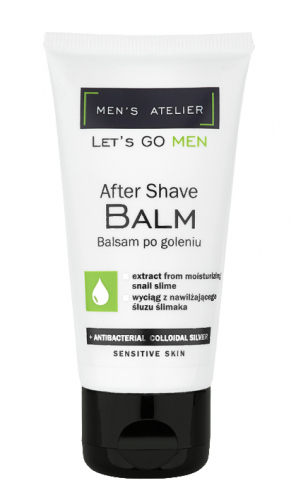 MEN'S Atelier - After Shave Balm - Balsam po goleniu dla mężczyzn