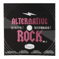 THE BALM - ALTERNATIVE ROCK VOL.2 Face Palette - Paleta do makijażu twarzy