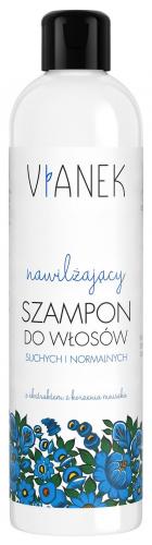 VIANEK - Nawilżający szampon do włosów suchych i normalnych - 300ml