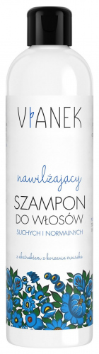 VIANEK - Moisturizing Shampoo for Dry and Normal Hair - 300ml