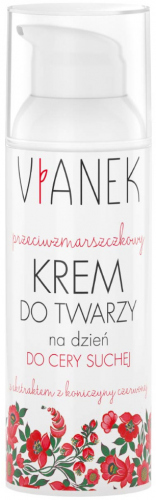 VIANEK - Anti-wrinkle day cream for dry and normal skin