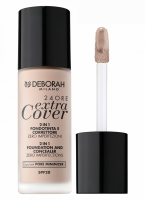 Deborah Milano - 24ORE Extra Cover - 2 IN 1 FOUNDATION AND CONCEALER - 01 - 01