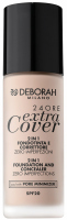 Deborah Milano - 24ORE Extra Cover - 2 IN 1 FOUNDATION AND CONCEALER - Podkład do twarzy 2w1